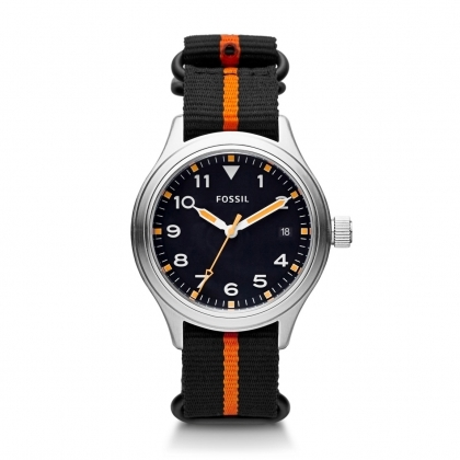 Limited Edition Compass Three Hand Watch