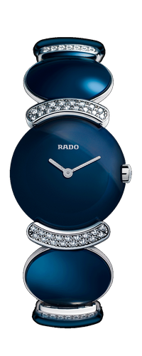 Rado Joaillerie - A sparkling showcase of jewellery that tells the time