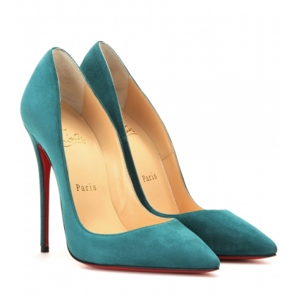So Kate suede pumps