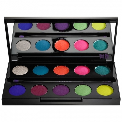 Electric Pressed Pigment Palette